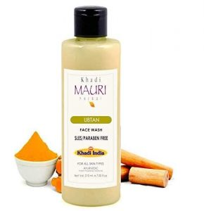 Khadi Mauri Herbal Ubtan Face Wash  review