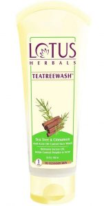 Lotus Herbals Teatreewash Tea Tree Face wash