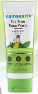 Mamaearth Tea Tree Natural Face Wash