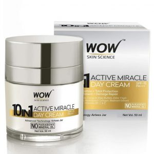 WOW 10 in 1 miracle face cream