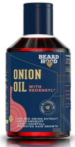 Beardhood Onion Oil with Redensyl for Hair Growth
