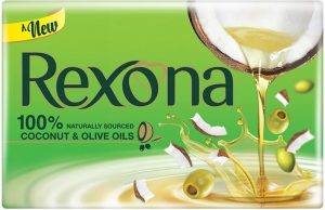Rexona Coconut and Olive Oil Soap