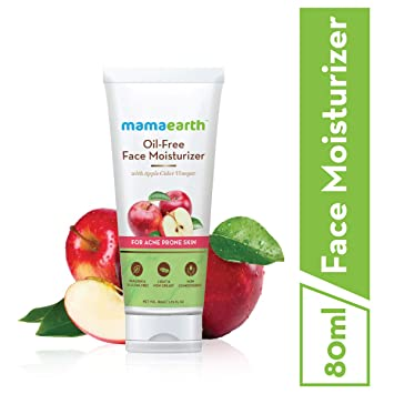 mamaearth oil free moisturizer ingredients